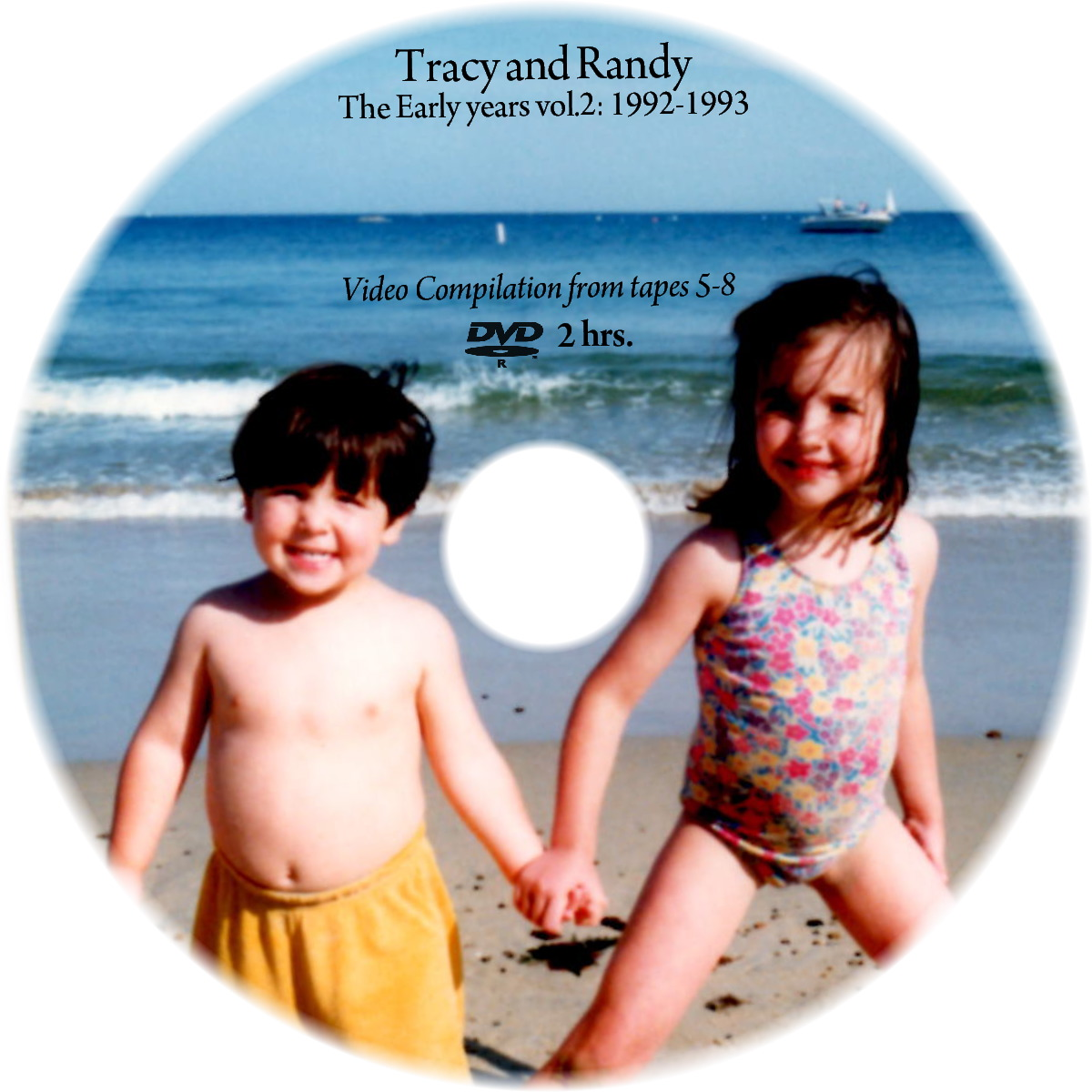 Tracy and Randy DVD
