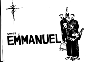 Songs of Emmanual CD Cover