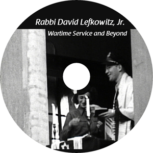Rabbi Lefkowitz 16mm Film frame grab DVD cover