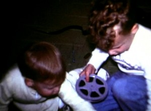 Boys with Super 8mm Films