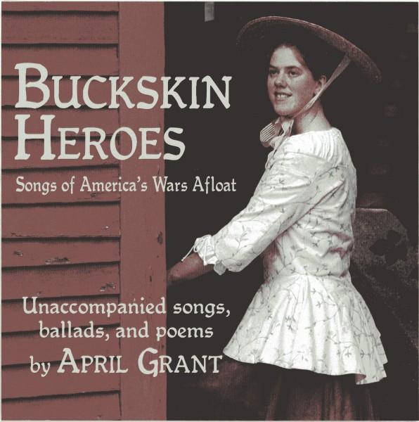 April Grant Buckskin Heroes