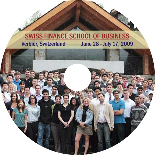 Swiss Finance DVD