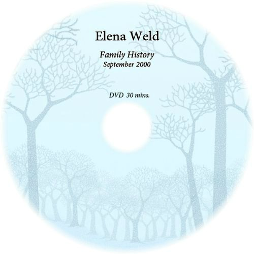 Family History Recording