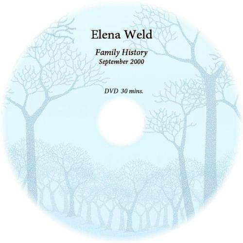 Family History Recording